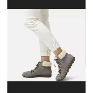 NEW Sorel  Harlow Lace Cozy Boot Waterproof - Wome